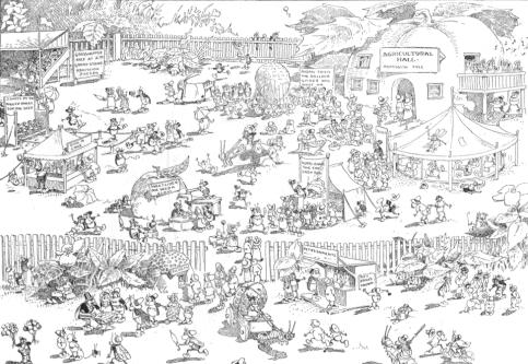 Bugville Fair