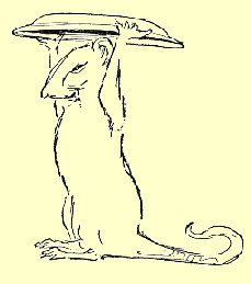 The Jingle Book, The Erratic Rat 1