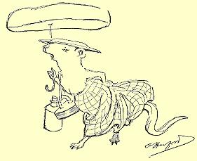 The Jingle Book, The Erratic Rat 3